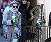 Photos of Kate Hudson Shopping In NYC Talking About Extreme Sports
