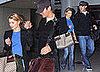 Photos of Jessica Simpson and Tony Romo at LAX 2009-01-08 08:30:00