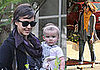 Photos of Jessica Alba, Honor Warren, Cash Warren in LA, Jessica Has New Hair Cut