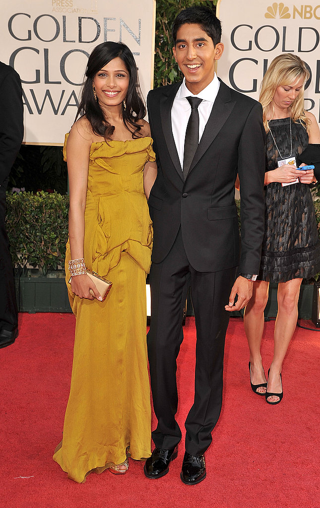 Golden Globes: Men's Arrivals