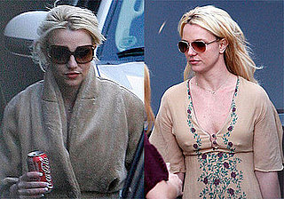 Photos of Britney Spears at Hollywood Studio, Madonna Will Join Her on Tour as Circus Goes Platinum