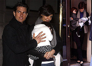 Photos of Katie Holmes, Suri Cruise, Tom Cruise in NYC