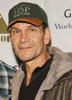 Patrick Swayze Gives First TV Interview Since Pancreatic Cancer Diagnosis to 20/20