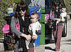 Photos of Jessica Alba Out in LA With Her Daughter Honor Warren