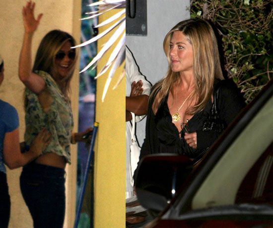Jennifer Aniston Out and About
