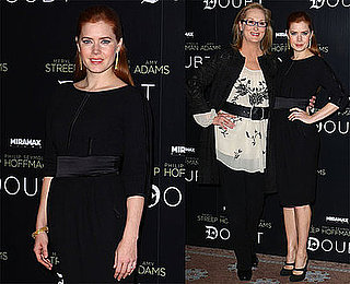 Photos of Meryl Streep and Amy Adams at Doubt Photo Call in London