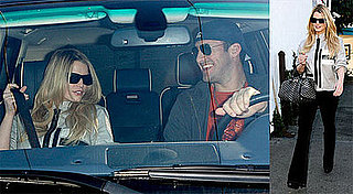 Photos of Jessica Simpson and Tony Romo in LA