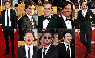 The Boys Relaxed and Let Handsome Shine at SAG Awards
