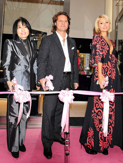 Paris Opens Bliss Boutique in Japan
