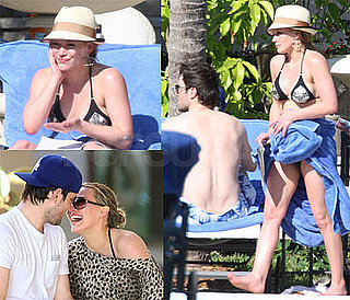 Photos of Bikini Clad Hilary Duff on Vacation with Mike Comrie in the Bahamas
