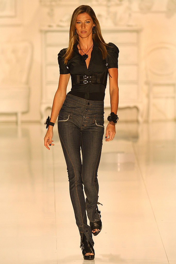 Gisele Bundchen at Brazil Fashion Week