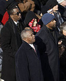 Celebs at the Inauguration
