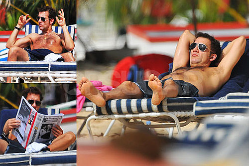 Friday Manjoyment Treat — Shirtless Clive Owen!