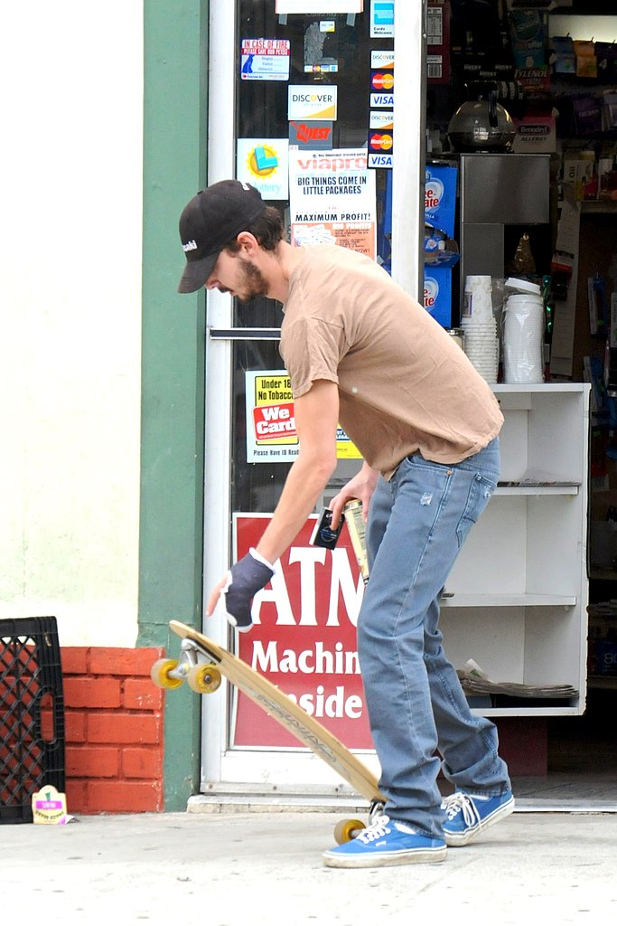 Shia and His Dog