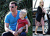 Photos of Naomi Watts, Alexander Schreiber, Liev Schreiber in LA, Quotes From Parade About Heath Ledger and Marriage to Liev