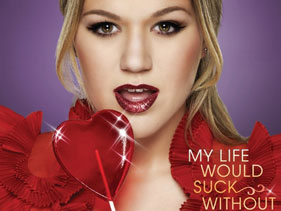 "Kelly Clarkson's ""My Life Would Suck Without You"" Video"