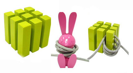 Bunnies and Cubes