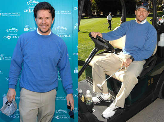Mark Wahlberg Golf Tournament