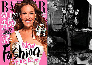Photos and Quotes From Sarah Jessica Parker in Harper's Bazaar