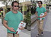 David Duchovny's Got His Holey Pants