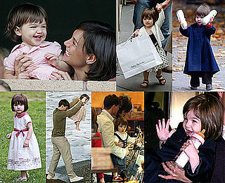 Suri Cruise Celebrates Her 2nd Birthday