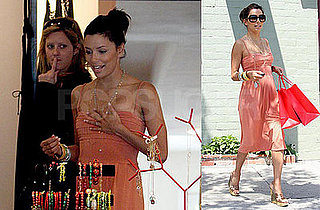 Everything Is Peachy For Eva Longoria