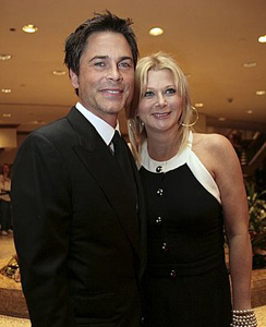 Sugar Bits — Rob Lowe's Wife Sued by Former Nanny