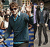 Ashton Kutcher on The Late Show