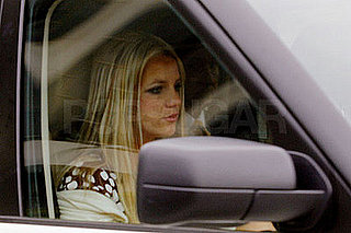 Images of Britney Spears Arriving at Court for Custody Hearing May 6, 2008