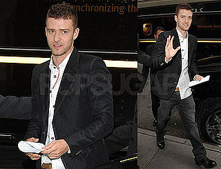 Justin Timberlake Produces a MTV Reality Show