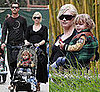 Gwen Stefani and Gavin Rossdale Take Kingston to the Zoo