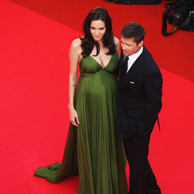 Condensed Sugar: Angelina and Brad Take Cannes