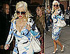 Photos of Christina Aguilera In New York City