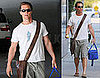 Soon-to-be Dad Matthew McConaughey Brings His Lunch to Work in a Lunch-Box