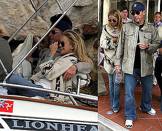 Photos of Kate Hudson and Lance Armstrong Together In Monaco
