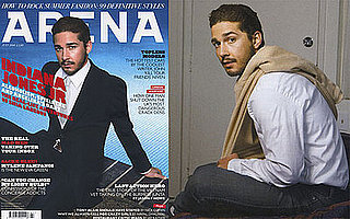 Shia LaBeouf For Arena Magazine July 2008