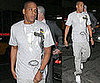 Jay-Z Out in NYC at the Club Butter in New Porsche 911 Turbo