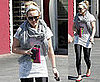 Hilary Duff Is Laid Back in Los Angeles