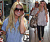 Jessica Simpson in New York City on Wednesday