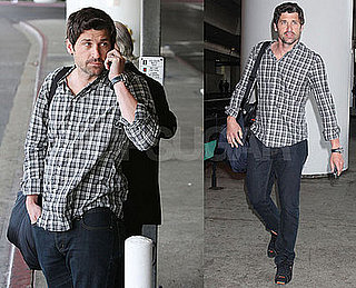 Patrick Dempsey Is Hot All by Himself