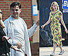 Photos of Leonardo DiCaprio and Michelle Williams on the Set of Shutter Island in Boston