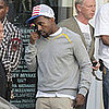 Kanye West Eats Lunch in LA