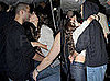 Photos of Eva Longoria and Tony Parker Drunk, Kissing At Club In Paris