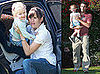 Photos of Celebrity Baby Violet Affleck With Jennifer Garner and Ben Affleck in LA
