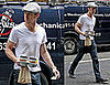 Photos of Ryan Gosling Getting Coffee 6/16/08