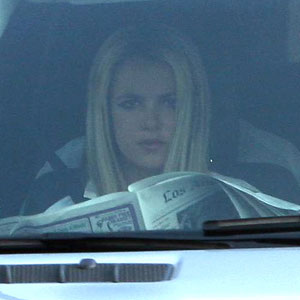 Photos of Britney Spears Leaving the Courthouse