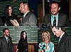 "Exclusive Photos of David Arquette and Courteney Cox at Screening of ""The Butler's in Love"" in San Francisco"