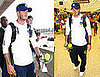 Photos of David Beckham Arriving In Washington, DC