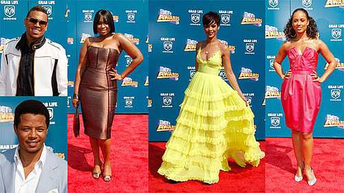 Images of Rihanna, Chris Brown, Alicia Keys and more at the BET Awards Arrivals