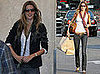 Photos of Gisele Bundchen Arriving Back in LA After Sao Paulo Fashion Week